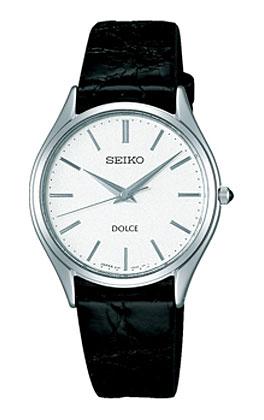 「マラソンポイント5倍」セイコー メンズ 腕時計 ドルチェ SEIKO DOLCE SACM171 電池 革バンド 男性用 紳士用 名入れ刻印対応、有料 取り寄せ品 【コンビニ受取対応商品】