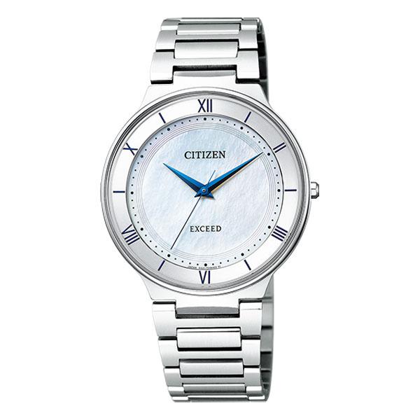 「マラソンポイント5倍」シチズン ソーラー時計 AR0080-58A エクシード 男性用腕時計 CITIZEN EXCEED 名入れ刻印対応、有料 取り寄せ品【ed7k】