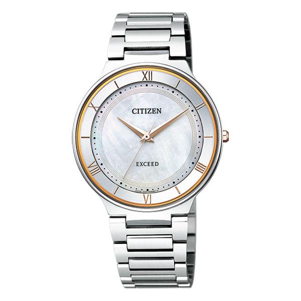 シチズン ソーラー時計 AR0080-58P エクシード 男性用腕時計 CITIZEN EXCEED 名入れ刻印対応、有料 取り寄せ品【ed7k】