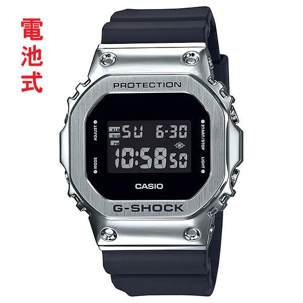 「マラソンポイント5倍」カシオ ジーショック 腕時計 CASIO G-SHOCK メンズ GM-5600-1JF 国内正規品 名入れ刻印対応、有料
