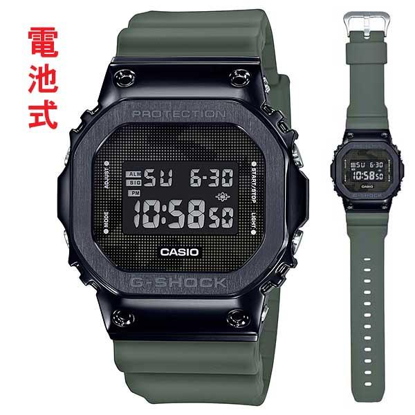 「マラソンポイント5倍」カシオ ジーショック 腕時計 CASIO G-SHOCK メンズ GM-5600B-3JF 国内正規品 名入れ刻印対応、有料