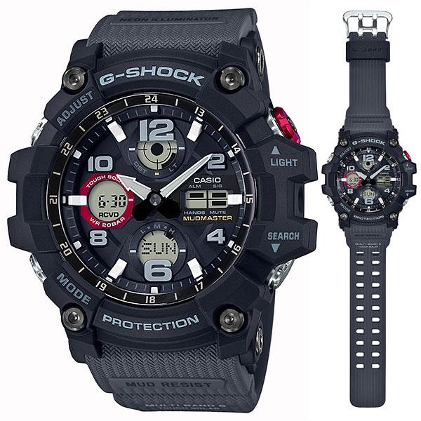 「マラソンポイント5倍」カシオ Gショック ソーラー電波時計 マッドマスター GWG-100-1A8JF 男性用腕時計 国内正規品 取り寄せ品