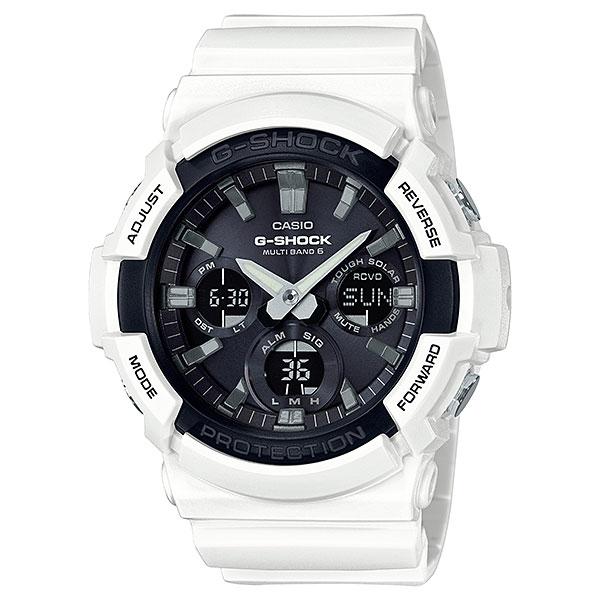「マラソンポイント5倍」カシオ Gショック ソーラー電波時計 GAW-100B-7AJF CASIO G-SHOCK メンズ腕時計 デジアナ 国内正規品  名入れ刻印対応、有料 取り寄せ品