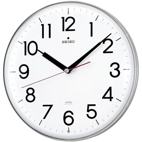 古典 壁掛け時計 暗くなると秒針を止め 壁掛け時計 音がしない 電波時計 連続秒針 KX301H セイコー SEIKO KX301H SEIKO 文字入れ対応《有料》 取り寄せ品, ベストHBI:7f3daed7 --- canoncity.azurewebsites.net