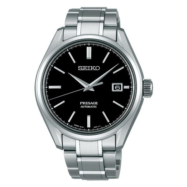 「マラソンポイント5倍」SEIKO PRESAGE セイコー プレザージュ 自動巻き腕時計 チタン SARX057 刻印不可 取り寄せ品