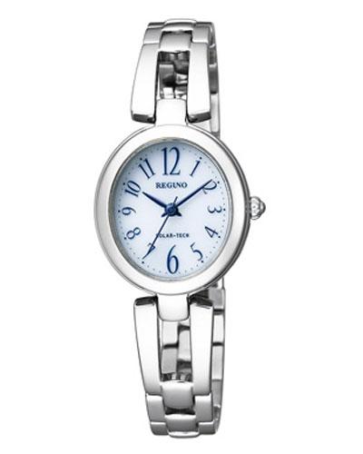 「マラソンポイント5倍」シチズン ソーラー時計 KP1-616-13 女性用 腕時計 CITIZEN レグノ 取り寄せ品 【コンビニ受取対応商品】