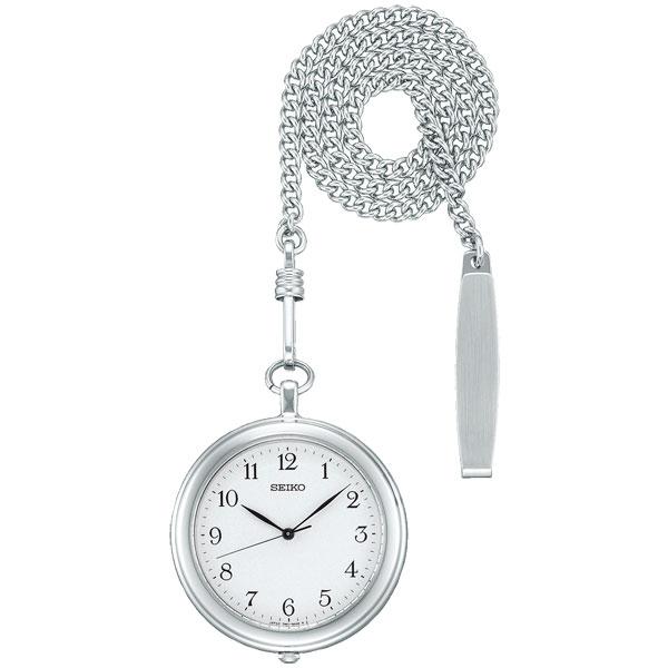 「マラソンポイント5倍」セイコー ふたのない懐中時計 SAPP007 刻印対応、有料 取り寄せ品