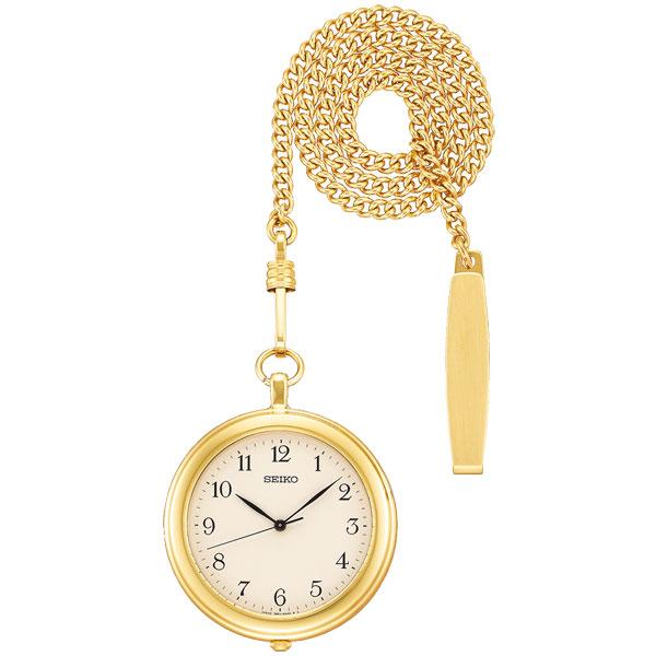 「マラソンポイント5倍」セイコー ふたのない懐中時計 SAPP008 刻印対応、有料 取り寄せ品
