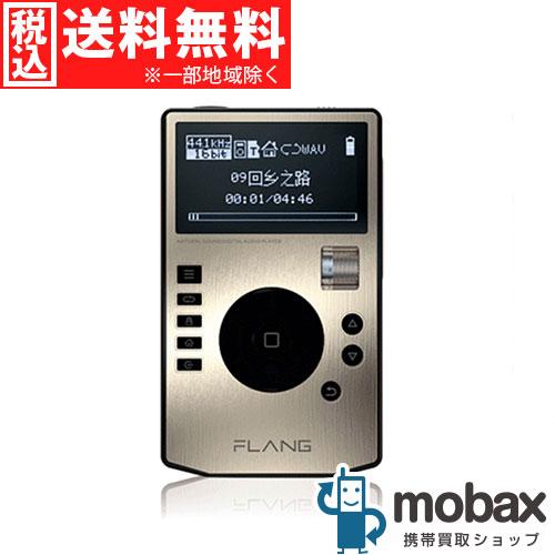 ◆ポイントUP◆【新品未開封品(未使用)】FLANG V5 GD [ゴールド] デジタルオーディオプレーヤー ファンゴ