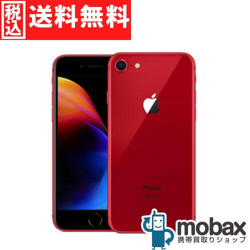 ◆ポイントUP◆※利用制限△【新品未使用】docomo版 iPhone 8 64GB [レッド] PRODUCT Special Edition MRRY2J/A 白ロム Apple 4.7インチ