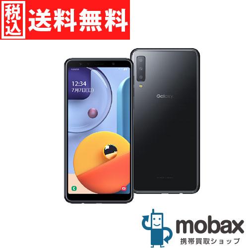 ◆5%還元対象◆《国内版SIMフリー》【新品未開封品(未使用)】モバイル Galaxy A7 SM-A750C [ブラック] 白ロム Samsung