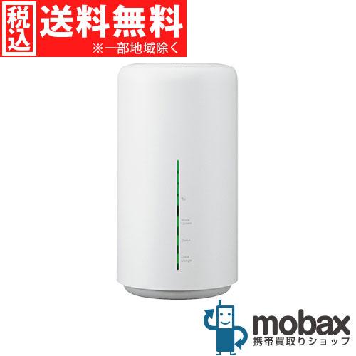 ◆5%還元対象◆※保証書未記入※判定〇【新品未使用】 au Speed Wi-Fi HOME L02 HWS33SWA ホワイト