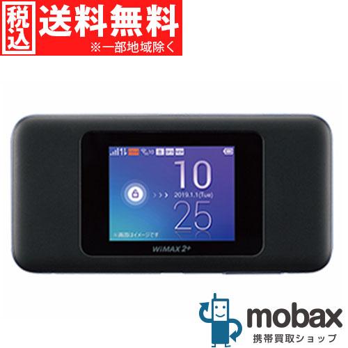 ◆ポイントUP◆※判定〇※保証書未記入【新品未使用】UQ版 Speed Wi-Fi NEXT W06 [ブラック×ブルー] HWD36 Wi-Fiルーター HWD37SKU WiMAX 2+