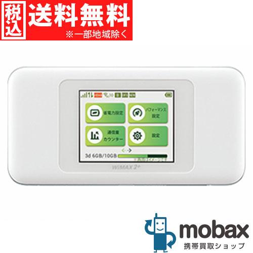 ◆ポイントUP◆※判定〇※保証書未記入【新品未使用】UQ版 Speed Wi-Fi NEXT W06 [ホワイト×シルバー] HWD36 Wi-Fiルーター HWD37SKU WiMAX 2+