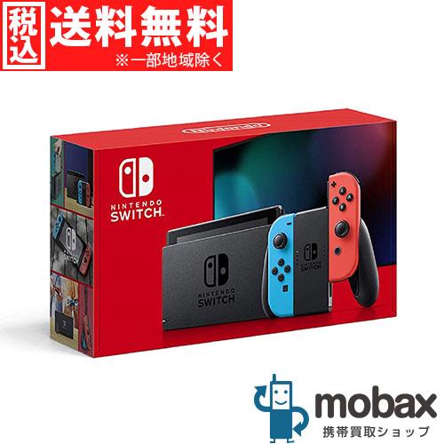 ◆ポイントUP◆※訳あり【新品未使用】 2019年版 Nintendo Switch Joy-Con(L)ネオンブルー/(R)ネオンレッド HAD-S-KABAA ニンテンドースイッチ