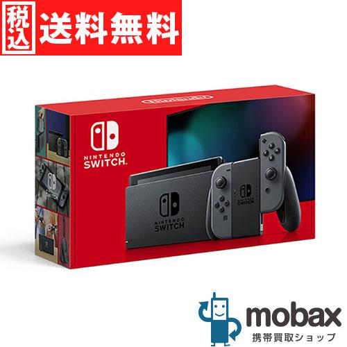 ◆5%還元対象◆※保証書未記入【新品未使用】 2019年版 Nintendo Switch Joy-Con(L)/(R) グレー HAD-S-KAAAA ニンテンドースイッチ