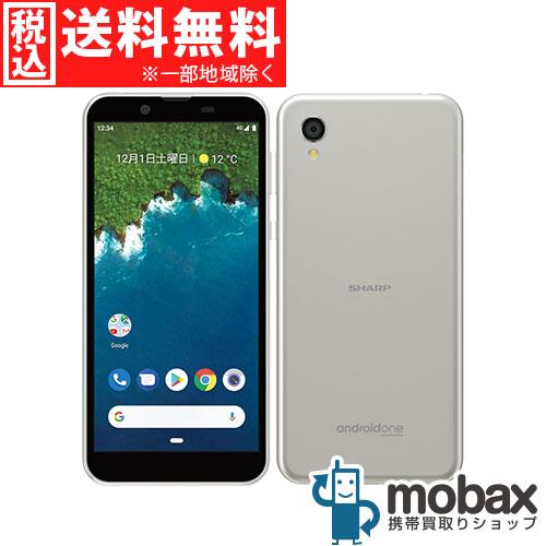 ◆ポイントUP◆※〇判定【新品未使用】 SoftBank Android One S5 [クールシルバー] 白ロム シャープ