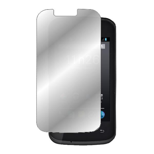 鏡に変わる ハーフミラー 防指紋タイプ 送料無料 ポラロイド Polaroid pigu SIMフリー 用 防指紋 往復送料無料 液晶保護フィルム スマートフォン スマホ 画面フィルム 携帯電話 タブレット 激安格安割引情報満載 モバイルマスター_液晶シート 画面保護シート POLAROID