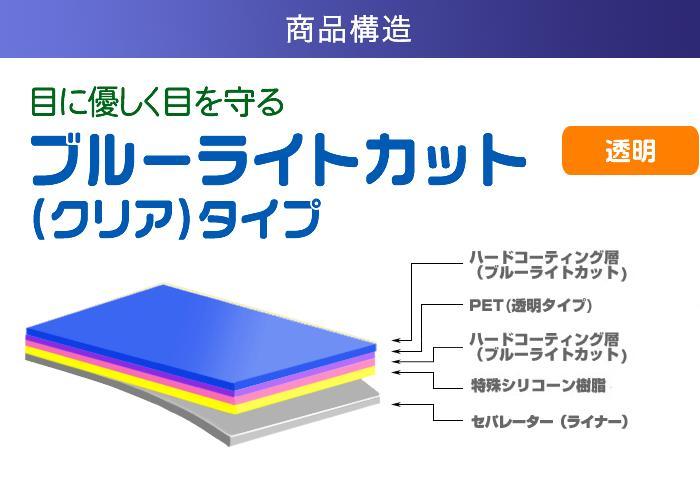 液晶保護フィルム COWON X9-32G 用 ★