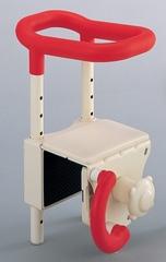 安寿 高さ調節付浴槽手すりUST-130 [介護用品]