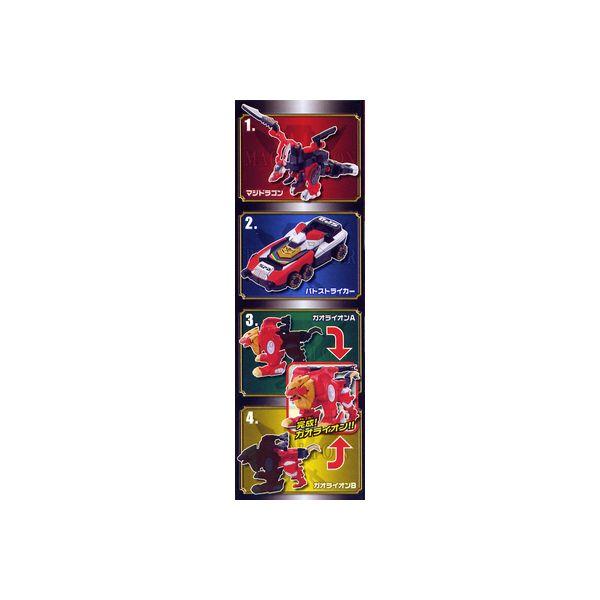 【送料無料】ミニプラ ゴーカイジャーロボシリーズ海賊合体 ゴーカイマシン 全4種マジドラゴン パトストライカー ガオライオンバンダイキャンディートイ 食玩