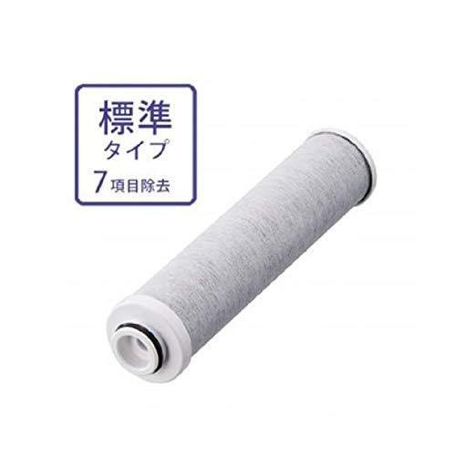 新品 定形外郵便発送 SANEI 爆買いセール クーレシリーズ 標準タイプ 1本入り 新色追加して再販 M7172M-1 交換用浄水カートリッジ