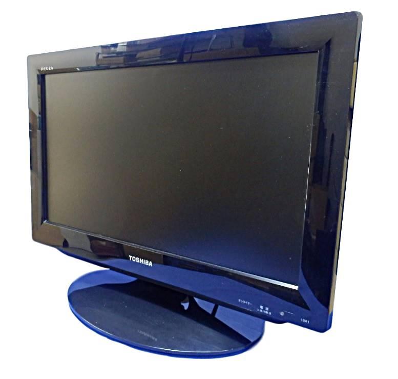 19V型液晶テレビ 東芝 REGZA 19A1 2010年製