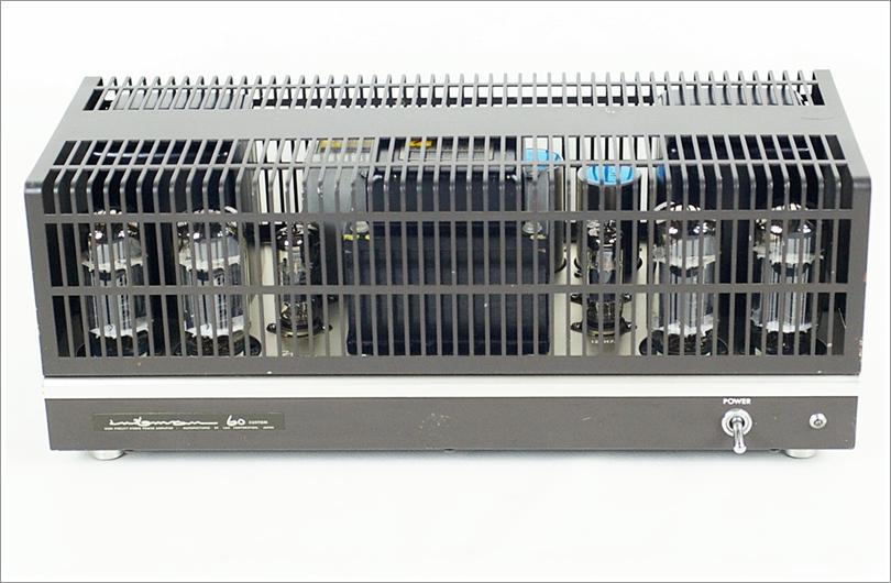 LUXMAN 진공관 스테레오 파워업     MQ60 CUSTOM