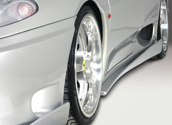 フェラーリ F360モデナ サイドストレイカー/GFRPGALLANT ABFLUG