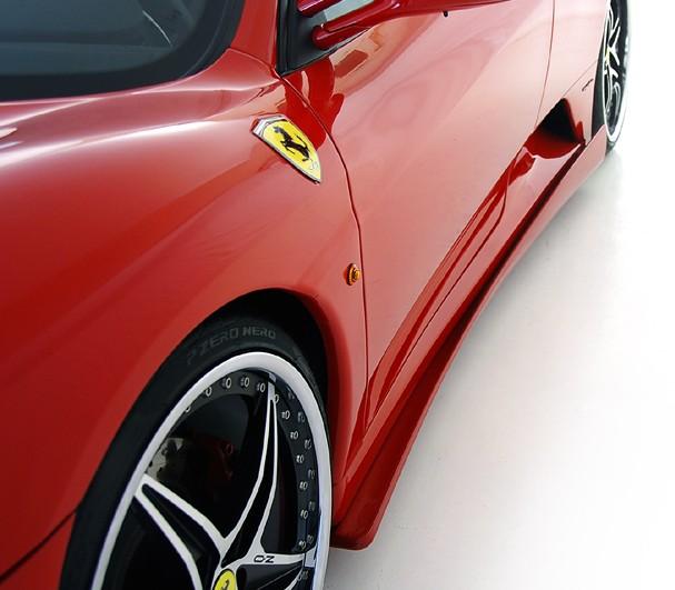 フェラーリ F430 サイドストレイカー/GFRPGALLANT ABFLUG