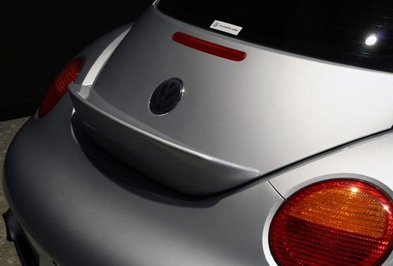 VW ニュービトル ターボ リアアッパースポイラーABFLUG STOLZ