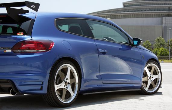 VW シロッコR サイドスカート/GFRPABFLUG STOLZ