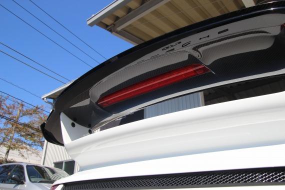 ポルシェ 991 GT3 ガーニーフラップ / CFRPGALLANT ABFLUG