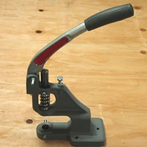 日本製のハンドプレスです!! ハンドプレス 小 【 日本製 】 | レザークラフト 手芸 ハンドクラフト 手作り ハンドメイド 工具 道具