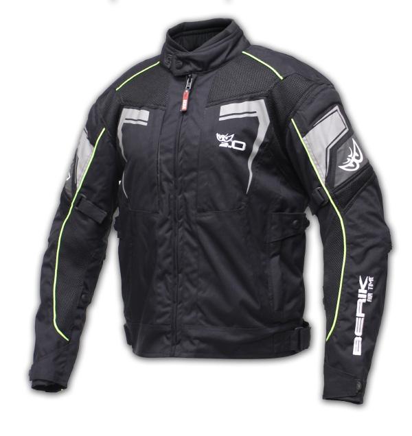 2014 2.0 BERiK Berwick nylon jacket ◎ NJ-10401-BK