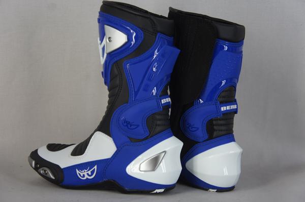 BERIK 베릭크레이싱브트 GP-X BOT-1289 A-BK BLACK/BLUE season