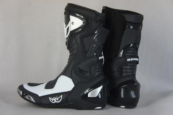 BERIK 베릭크레이싱브트 GP-X BOT-1289 A-BK BLACK/WHITE season