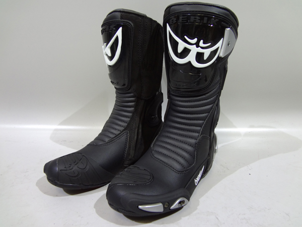 BERIK贝里克赛车长筒靴GP-X BOT-1289A-BK BLACK/ALL BLACK season