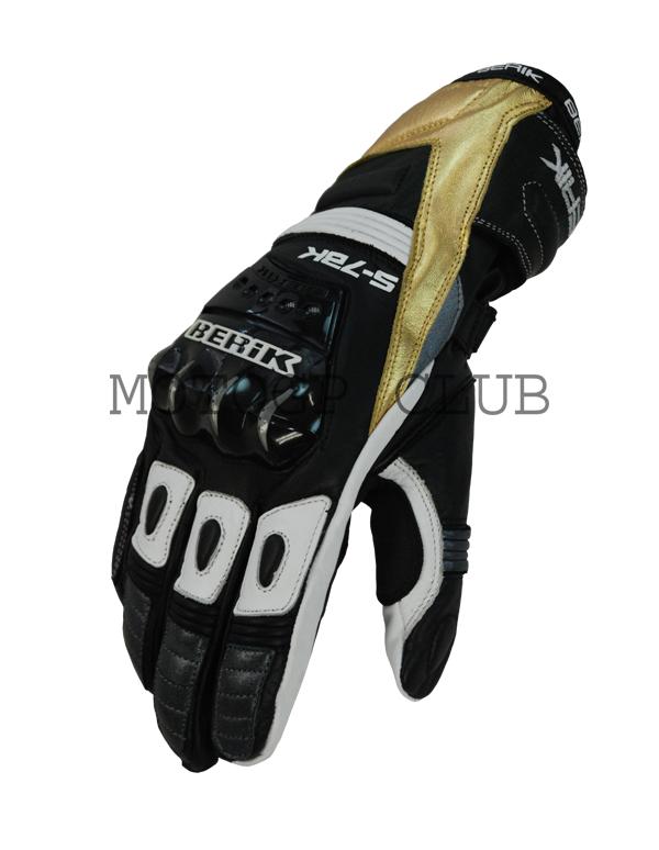 BERIK 貝裡克賽車手套限量版: BK 青銅