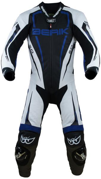 2021最新のスタイル BERIK ベリック ベリック レーシングスーツ LS1-171334-BK BLUE 【バイク用品 BERIK】, くらしのキレイ専門店A.P.E:b97907db --- greencard.progsite.com