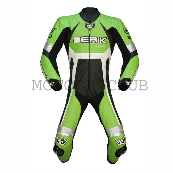 BERIK ベリック 2.0 カンガルーレーシングスーツ LS1-10719K-BK GREEN 【バイク用品】
