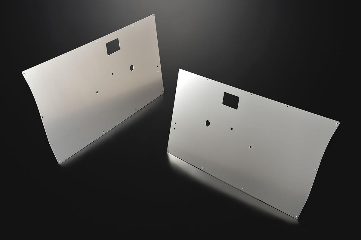 ドアインナーパネル ジムニーSJ30 JA11 71用 アルミ平板製