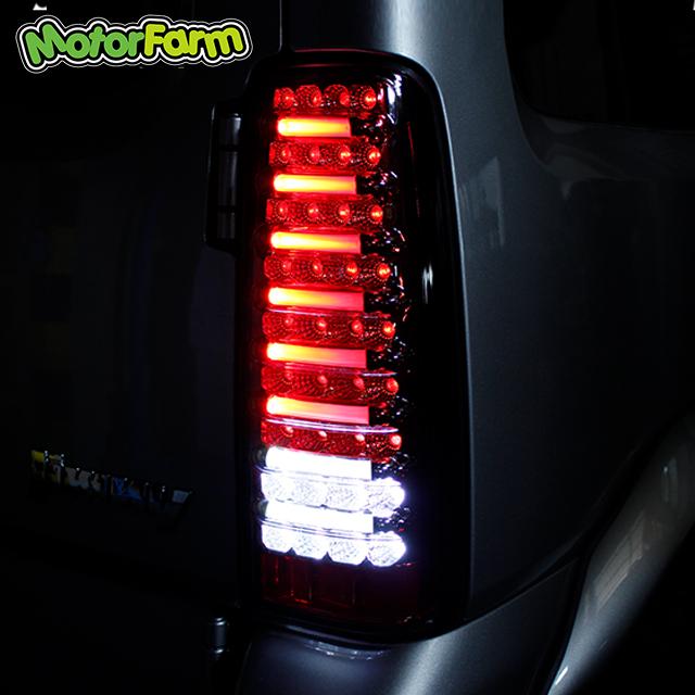LEDチューブテールランプSET JB用