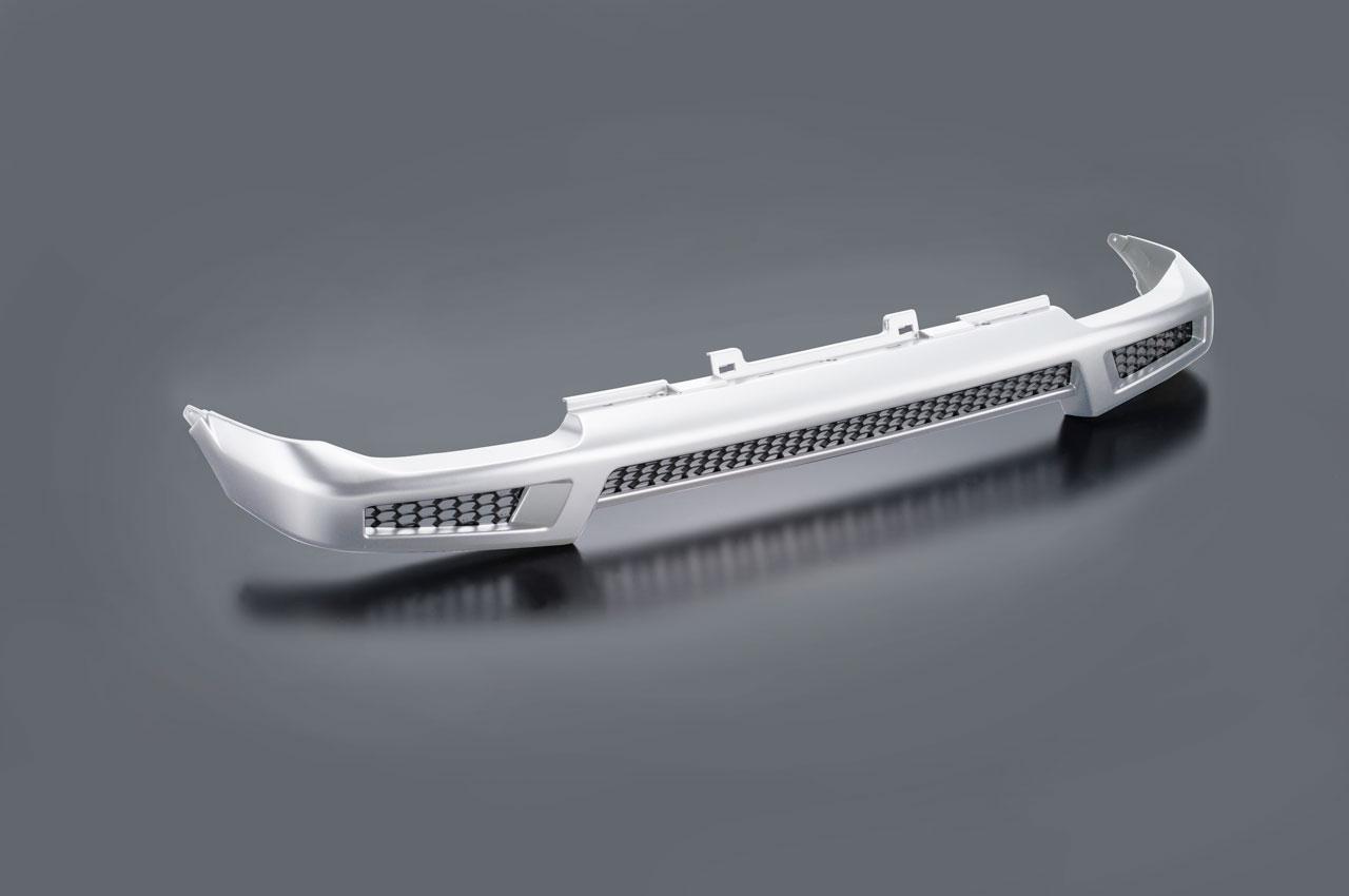 PXC フロントバンパー /JB23用 パールホワイト/Z7T