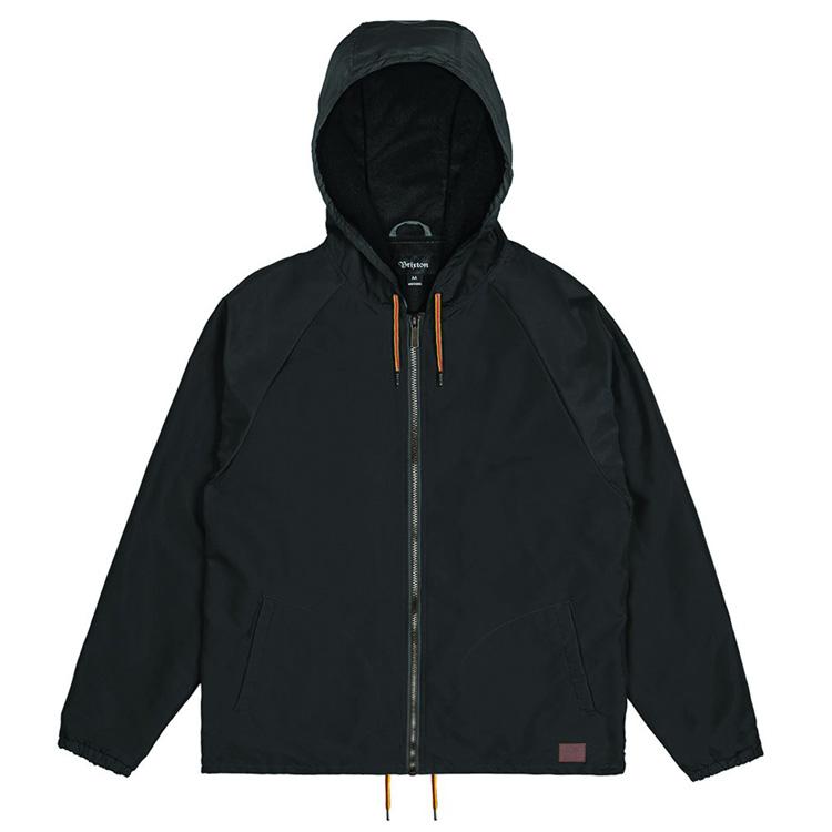 ブリクストン クラクストン ジャケット ブラック Brixton Claxton Jacket Black
