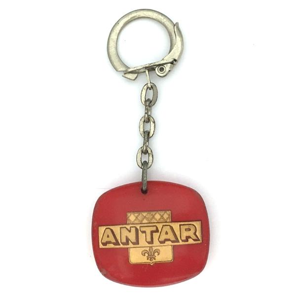 鍵 Holder 往復送料無料 Porte Cles アンター キーホルダー ANTAR Key SALENEW大人気! Chain