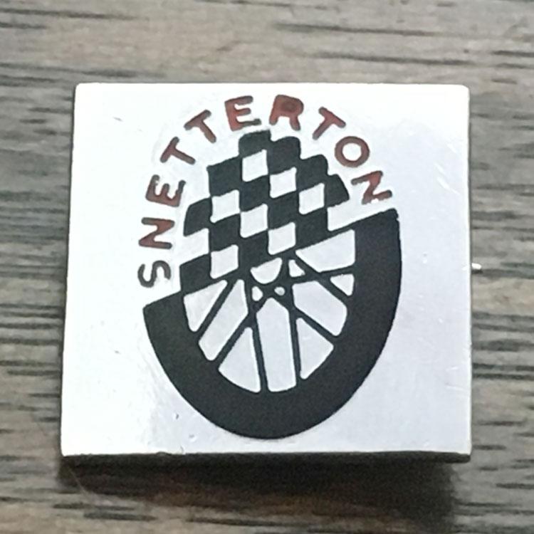 レース ピンズ 日本未発売 イングランド イギリス Race UK SNETTERTON CIRCUIT スネッタートン サーキット 永遠の定番モデル ピンバッジ Pin