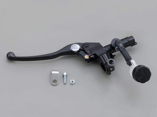 【送料無料】 デイトナ NISSINクラッチマスターシリンダー横型(14mm) ブラック/ブラック (61751)