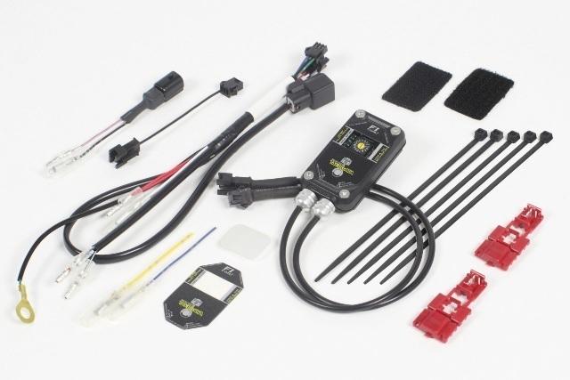 【送料無料】 武川 Ape50(FI) FI CON2 インジェクションコントローラー Sステージ装着車用 /05-04-0037