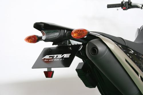 【送料無料】 アクティブ LEDフェンダーレスキット WR250X (1153051)